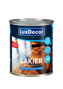 Luxdecor Lakier do parkietu