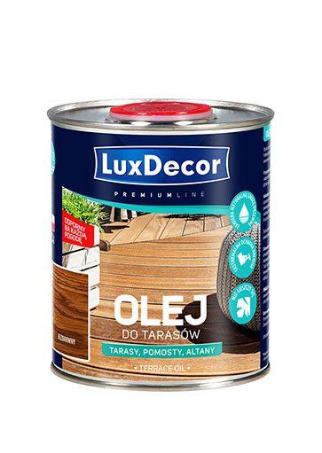 LuxDecor - Olej do tarasów