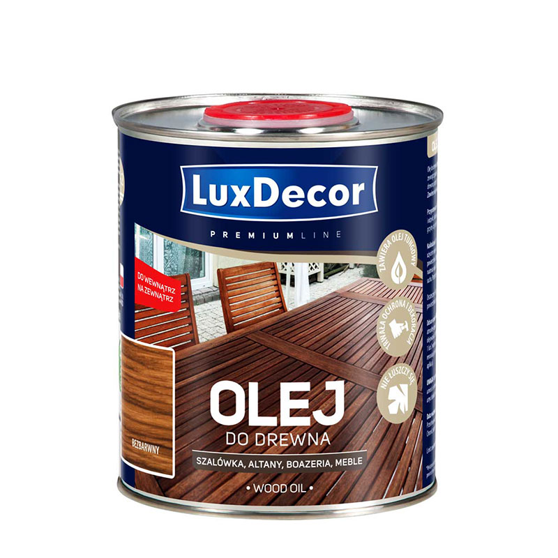 Luxdecor Wood Protection And Decoration