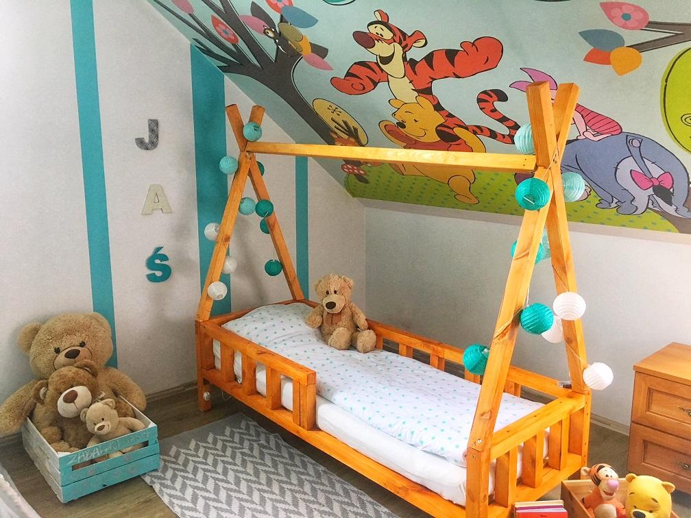 Jak Własnoręcznie Wykonać Drewniane łóżeczko Domek