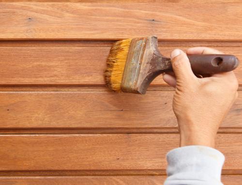 Malowanie drewna po impregnacie ochronnym